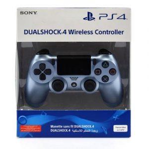 Dualshock 4 controller Titanium blue