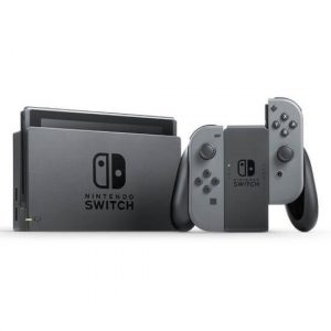 Console Nintendo Switch With 2 Games
