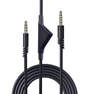 Audio Headphones Cable With Volume Control For Astro a10