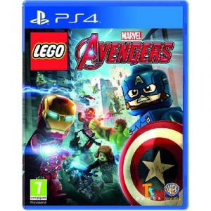 Lego Avengers Marvel PS4