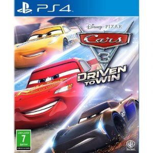 Cars 3 PS4