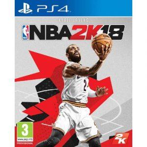 NBA 2K 18 PS4