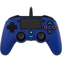 Nacon Wired Compact controller for Blue PS4