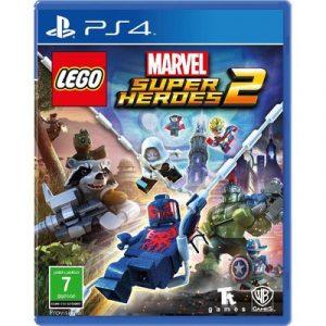 Lego Super Heroes 2 PS4