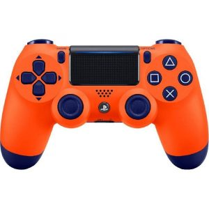 DualShock 4 Controller  Orange PS4