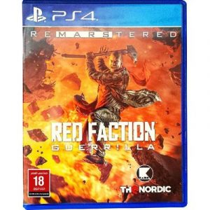 Red Faction Guerrilla PS4