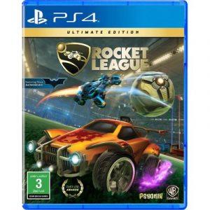 Rocket League Gold Edition PS4