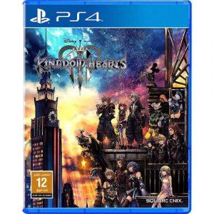 Kingdom Hearts 3 PS4