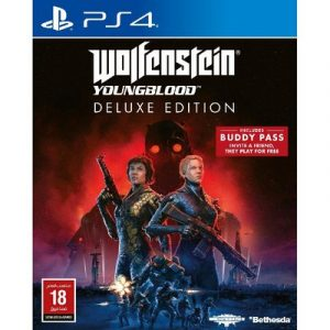 Wolfenstein Youngblood Editions PS4