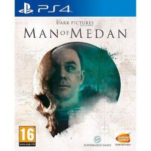 Man Of Medan PS4