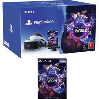 PlayStation VR + World Game Digital Code