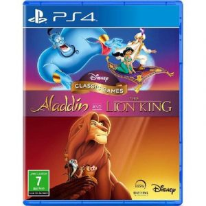 Aladdin And Lion King PS4