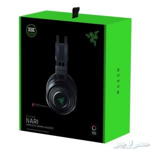 Wireless Headset Razer Nari – PS4