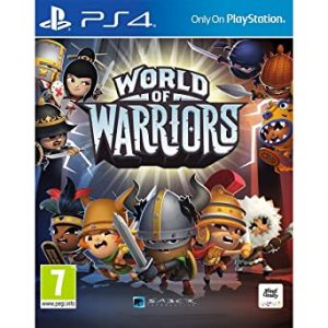 World of Warrior – PS4