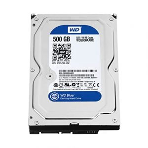 Hard Disk Internal 500GB Western Digital