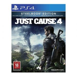Just Cause 4 Steelbook Edition PS4