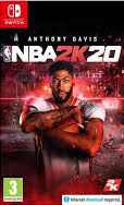 NBA 2K20 SWTCH