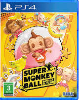 SUPER MONKEY BALL PS4