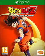 dragon ball z kakarot XBOX1