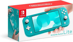nintendo switch lite blue SWITCH