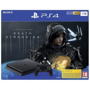 Console Playstation 4 slim 1TB Death Stranding PS4