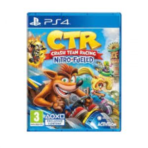 crash team racing – PS4