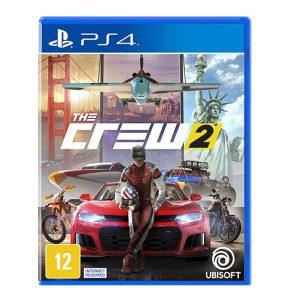 ذا كرو 2 PS4