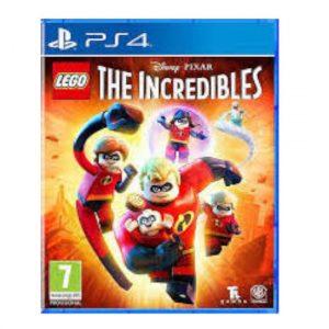 ليجو ذا انكريدبلز PS4