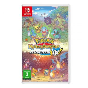 Pokemon Mystery Dungeon RESCUE TEAM