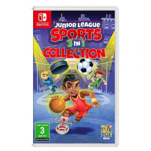 JUNIOR LEAGUE SPORTS 3IN1 COLLECTION