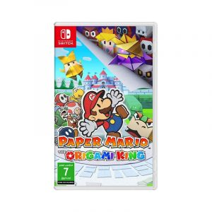PAPER MARIO SWITCH