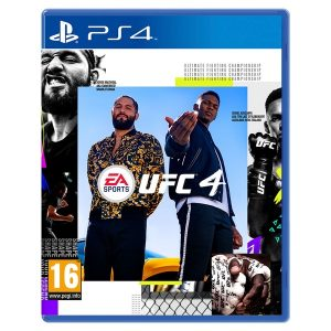UFC4 PS4