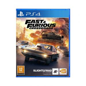 fast & furious ps4