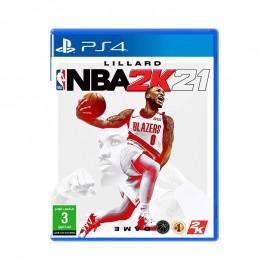 NBA2K21 PS4