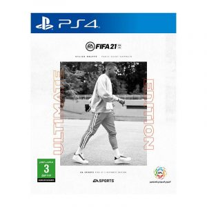FIFA21 ULTIMATE EDITION PS4