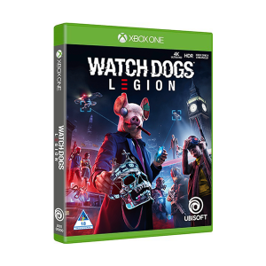 watch dogs legion xbox1