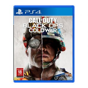 CALLof DUTY BLACK OPS COLD WAR PS4
