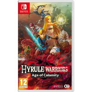 HYRULE WARRIORS SWITCH