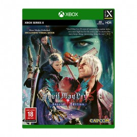 Devil May Cry 5 Special Edition XBOX1 SeriesX