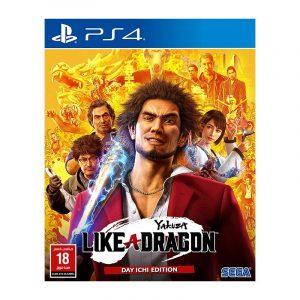Yakuza: Like a Dragon Day Ichi Steelbook Edition PS4